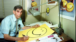 Der Erfinder der Smileys