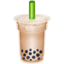 Bubble Tea Smiley U+1F9CB