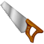 Fuchsschwanz Säge Emoji U+1FA9A