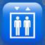 Aufzug Emoji U+1F6D7