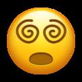Emoji spiralförmige Augen U+1F635