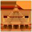 Hindu Tempel Indien U+1F6D5
