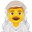 Mann Schleider Emoji U+1F470 U+2642