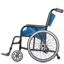 Rollstuhl Whatsapp U+1F9BD