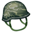 Militärhelm Emoji U+1FA96
