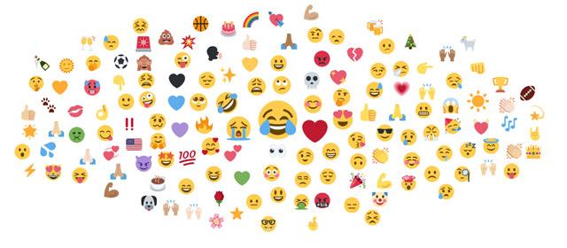 136 verschiedene Whatsapp Smileys
