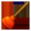 Saugglocke Emoji U+1FAA0