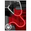 Stethoskop Emoji U+1FA7A