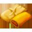 Tamale Emoji U+1FAD4