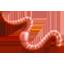 Wurm Emoji U+1FAB1